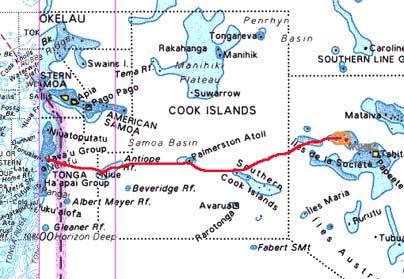 verdens kart med navn på